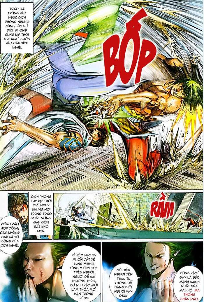 Phong Vân chap 507 - Trang 13