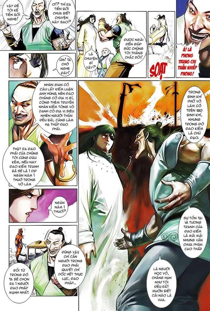 Phong Vân chap 500 - Trang 24