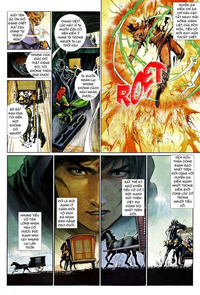Phong Vân chap 501 - Trang 8