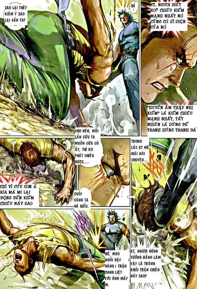 Phong Vân chap 446 - Trang 4