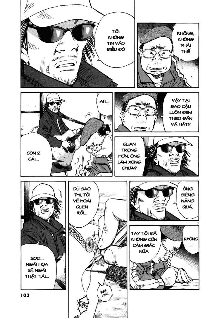 20th Century Boys chapter 209 trang 11