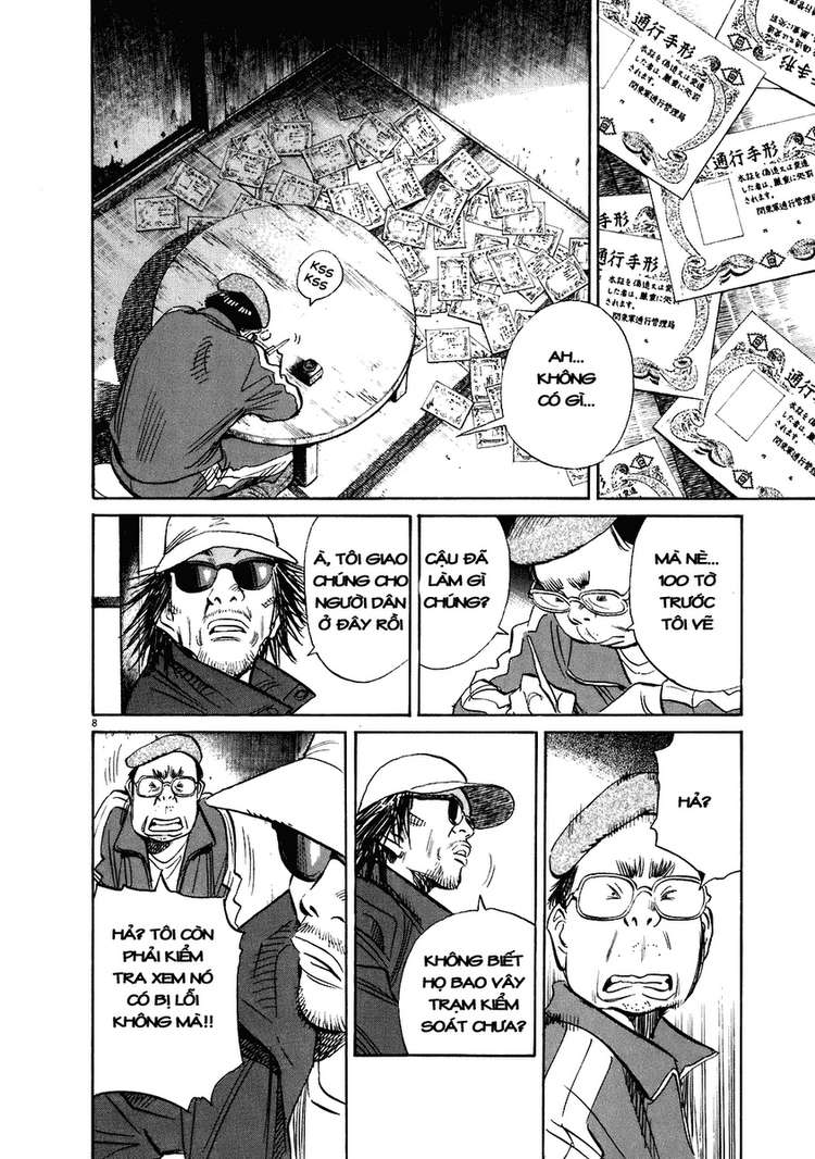 20th Century Boys chapter 209 trang 13