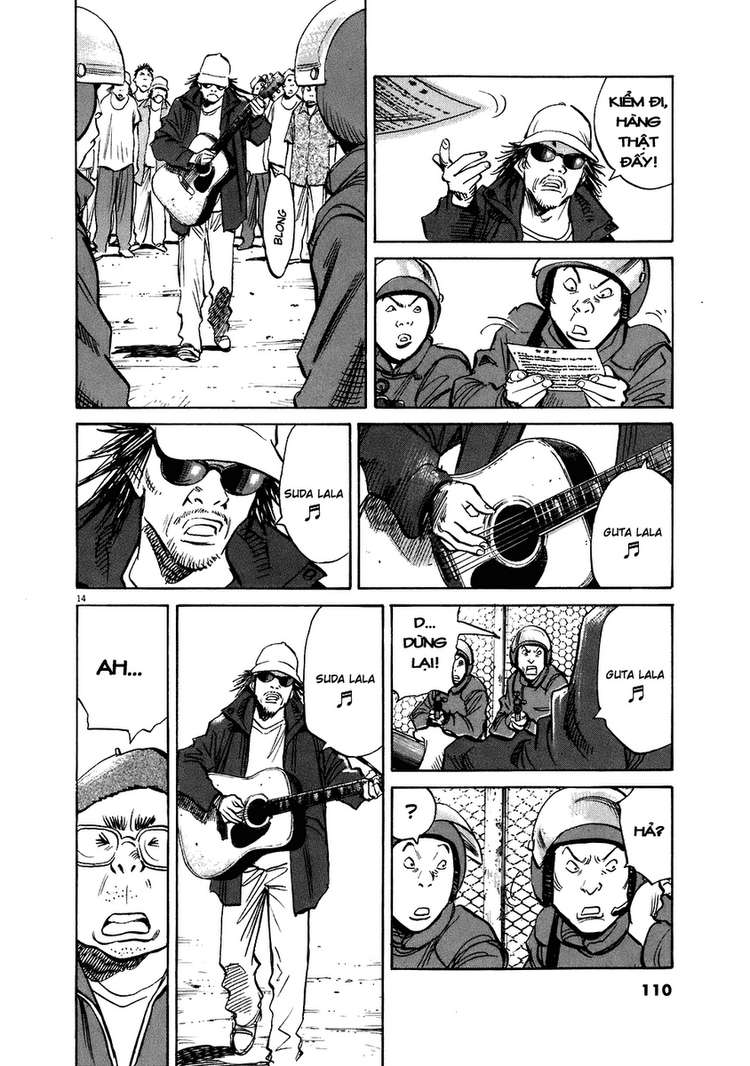 20th Century Boys chapter 209 trang 25
