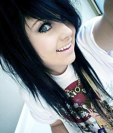 Miraculous Obryadii00 Cute Emo Hairstyles With Bangs For Girls Short Hairstyles For Black Women Fulllsitofus