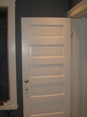 Timeless Style Design Dressing Up A Plain Door