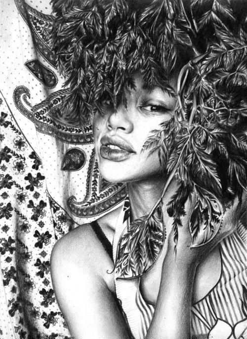 WOMEN in Amazing Pencil Sketches