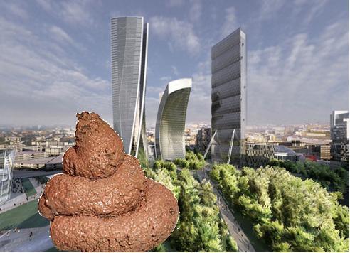 Milano sar realizzata per l expo la pi grande figura di for La villa piu grande del mondo