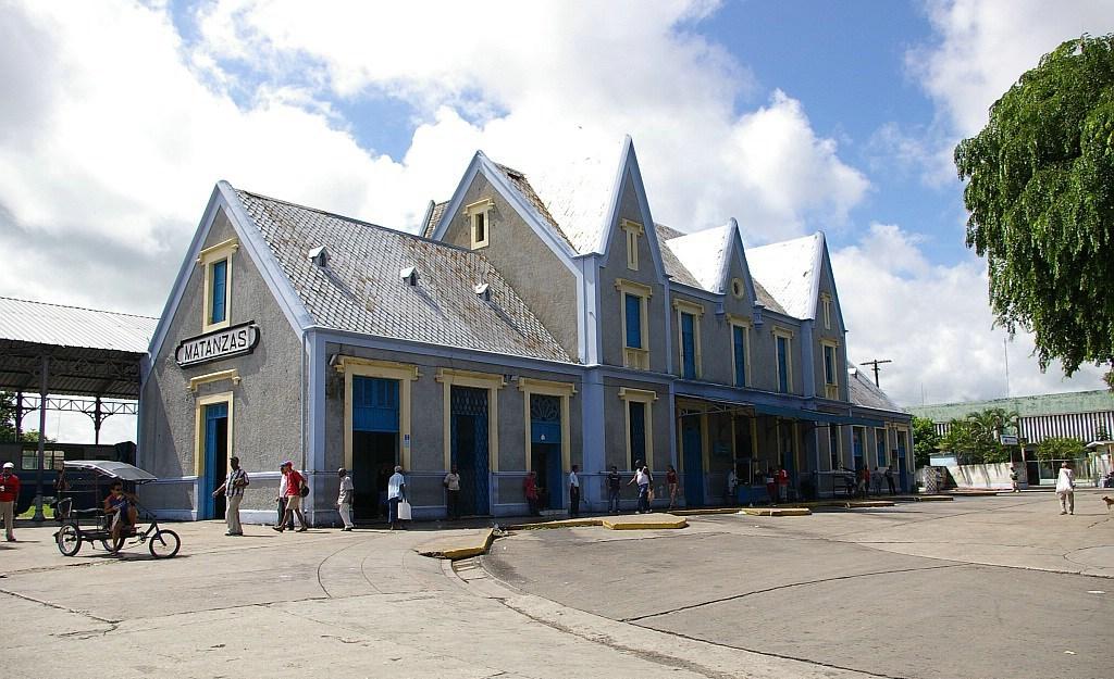 terminal de ómnibus de Matanzas