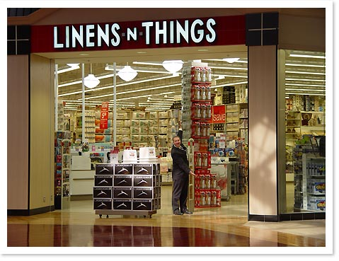 1 review of Linens-N-Things