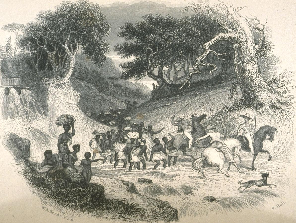 us slave slave coffle virginia 1839 slave coffle virginia 1839