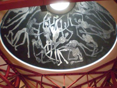 Pintura del techo