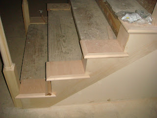 Building Our Dream House What A Difference Interior Trim