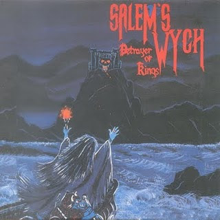 Salem's Wych Betrayer of Kings 1986