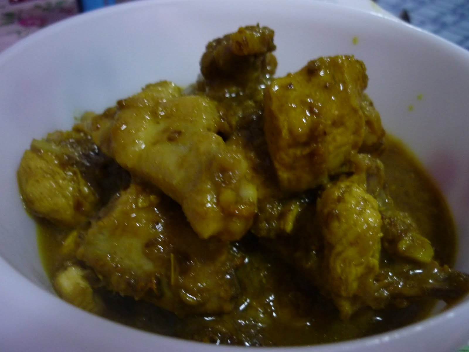 My Family..My Life..: Ayam masak Ungkep