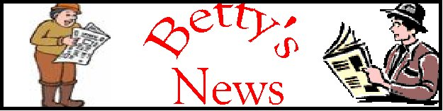 Betty's News