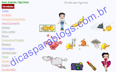 gifs animados para blogs, orkut