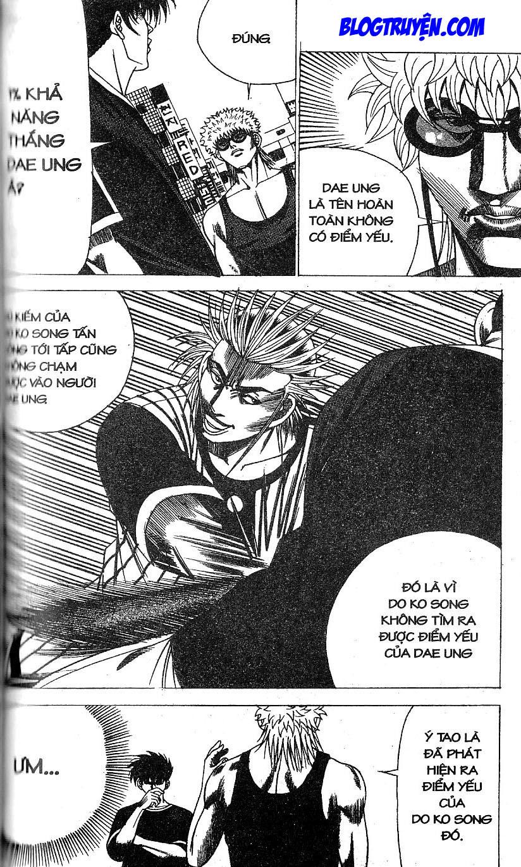 Bitagi - Anh chàng ngổ ngáo chap 124 trang 11