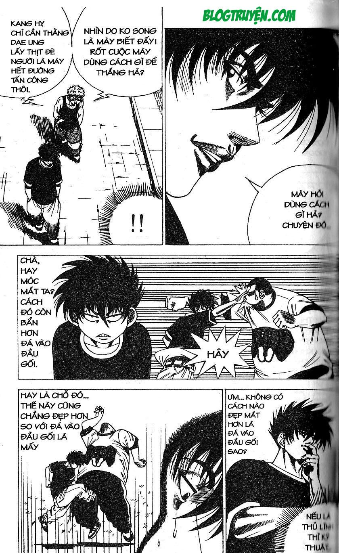 Bitagi - Anh chàng ngổ ngáo chap 124 trang 16