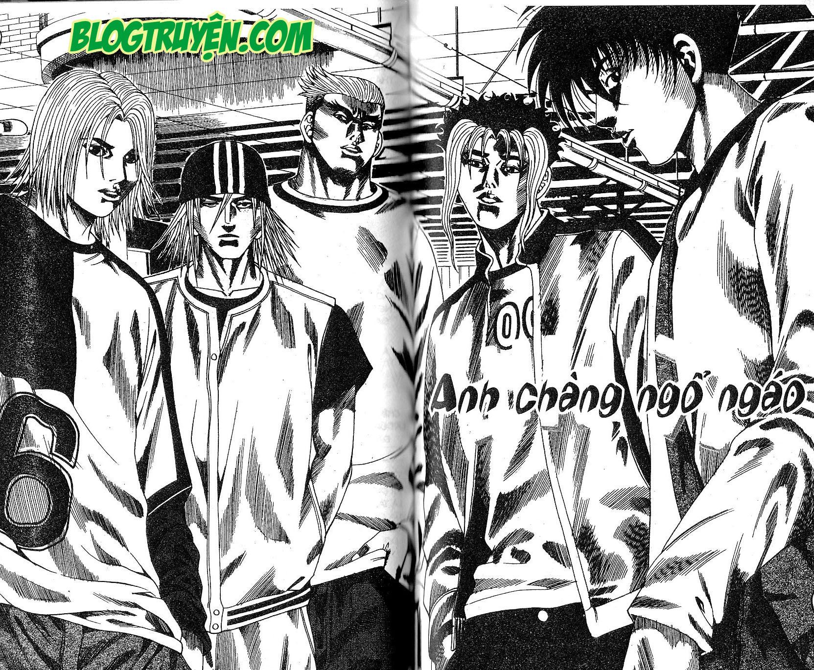 Bitagi - Anh chàng ngổ ngáo chap 124 trang 20