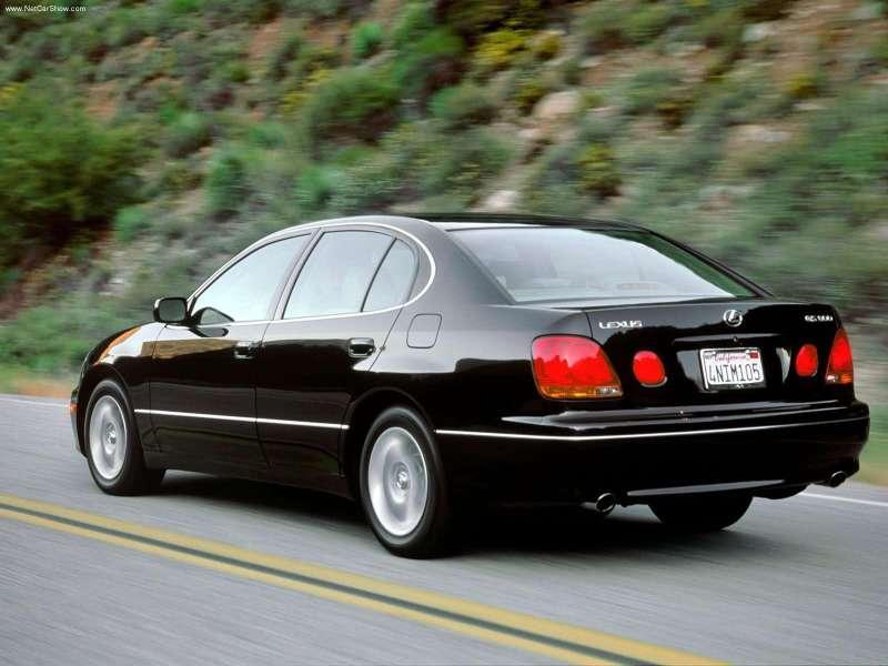 Lexus Of Bridgewater >> THE WORLD FAMOUS: Lexus GS300 (2004)