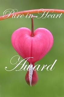 Pure in Heart award