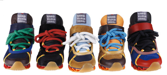 Bernhard Willhelm Camper Shoes For Sale