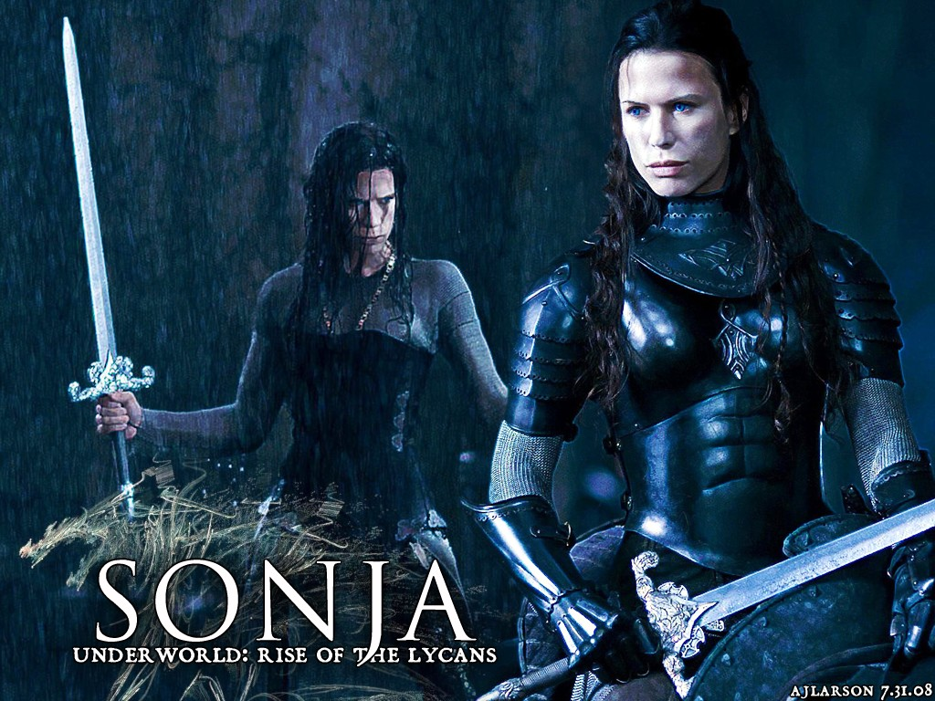 Underworld Rise of the Lycans Sonja costume?