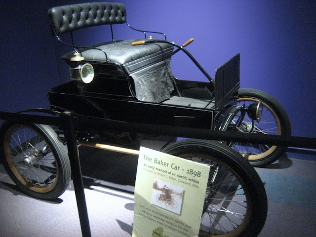 World S Accessible Reserves Of Petroleum Will Be Gone Within A Few Decades The First Electric Car Was Manufactured In Clevelend Ohio Year 1899