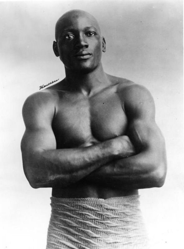 Harlem Renaissance Sports People 32