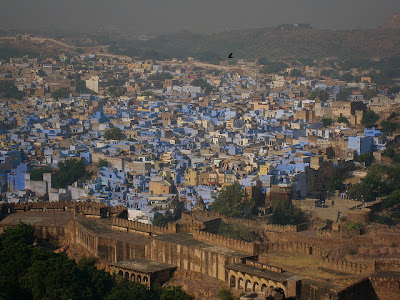 Blue City of Jodhpur, India