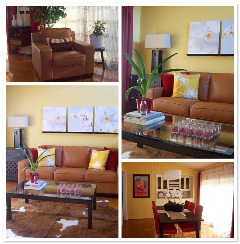cheap living room decorating ideas | Simple Home Decoration