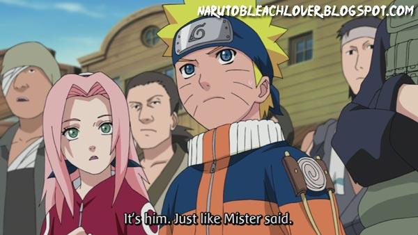 Horriblesubs Naruto Shippuuden 164