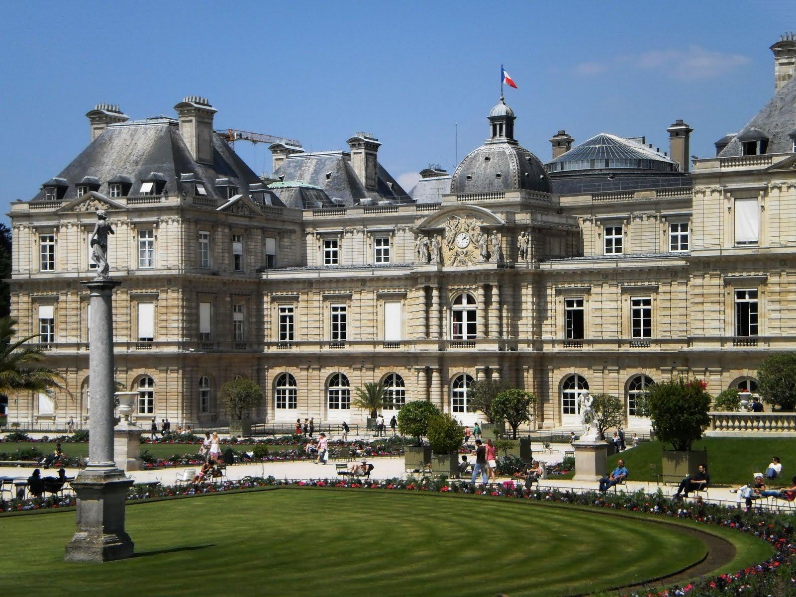 Alia In Paris: Jardin du Luxembourg