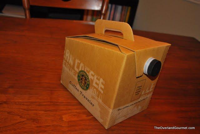 Traveller Recipe Starbucks Coffee