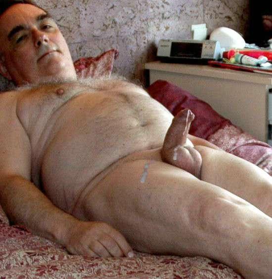 joven viejo desnudo
