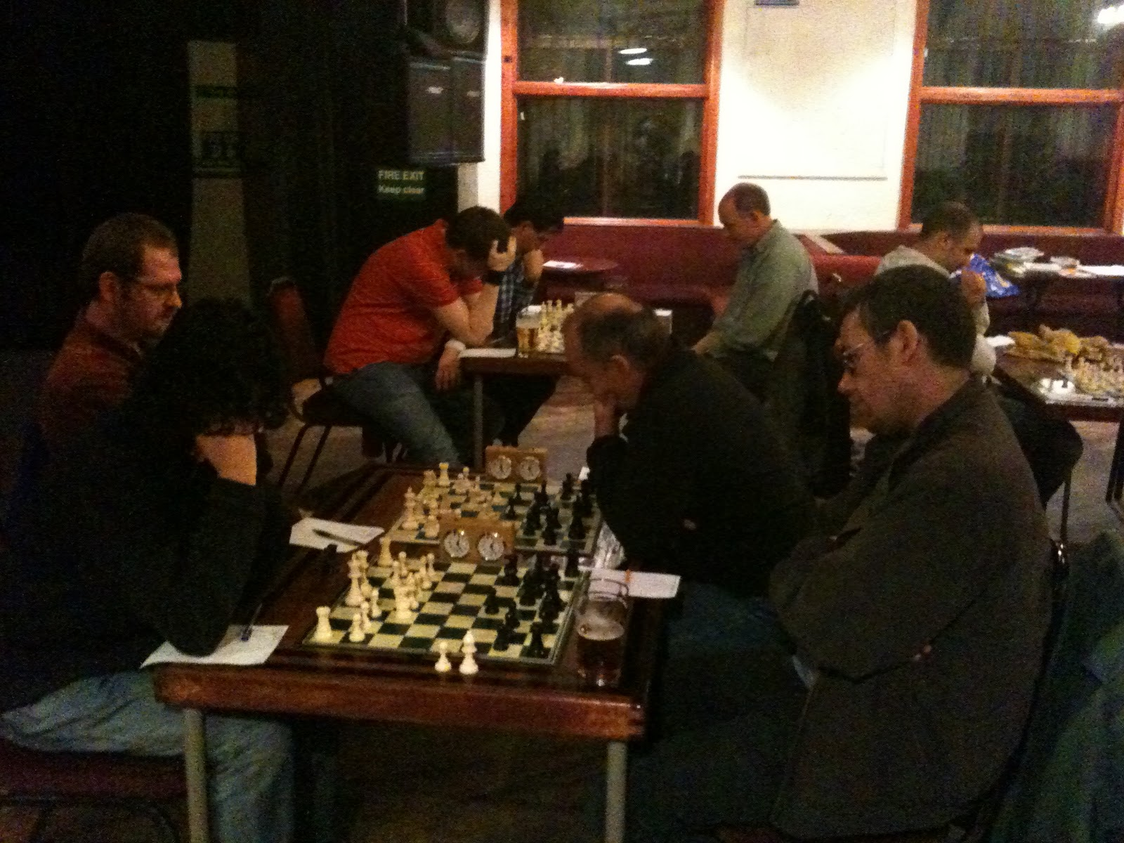 2010 October Hebden Bridge Chess Club Move Checkmate Diagram Furthermore Moves In Addition The Event Matthew Wedge Roberts And Martin Syrett Get Re Acquainted