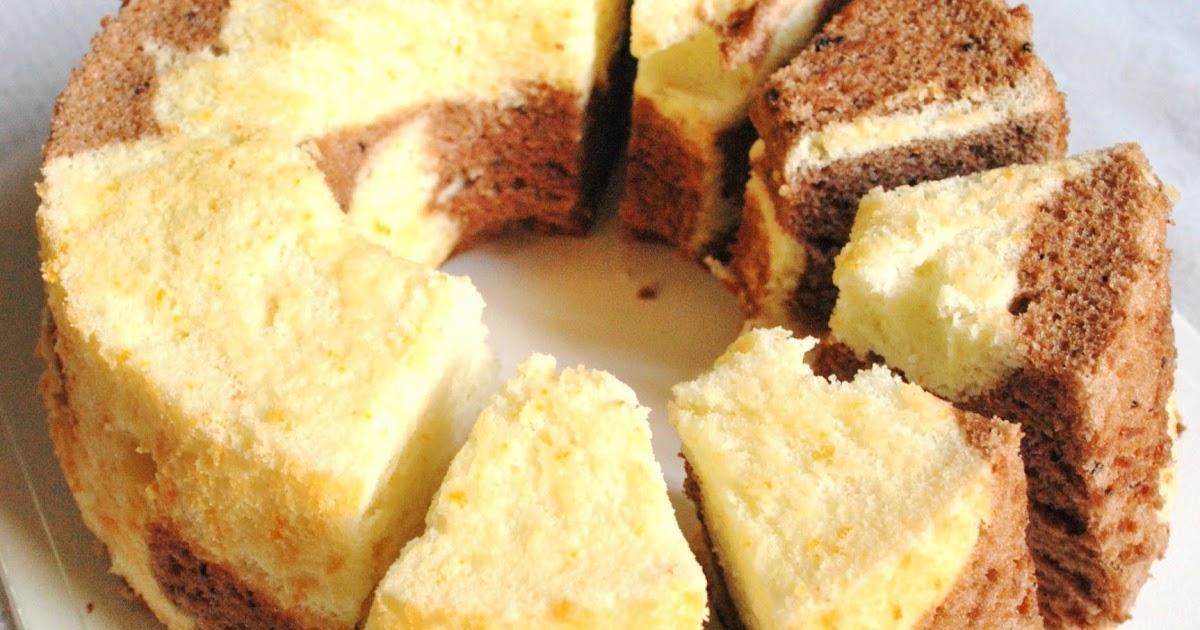 Sweet Potato Chiffon Cake Recipe