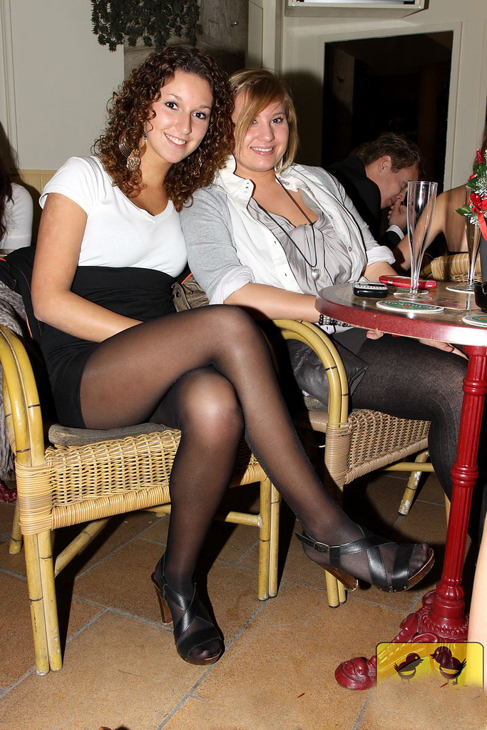 Official Pantyhose Party 76
