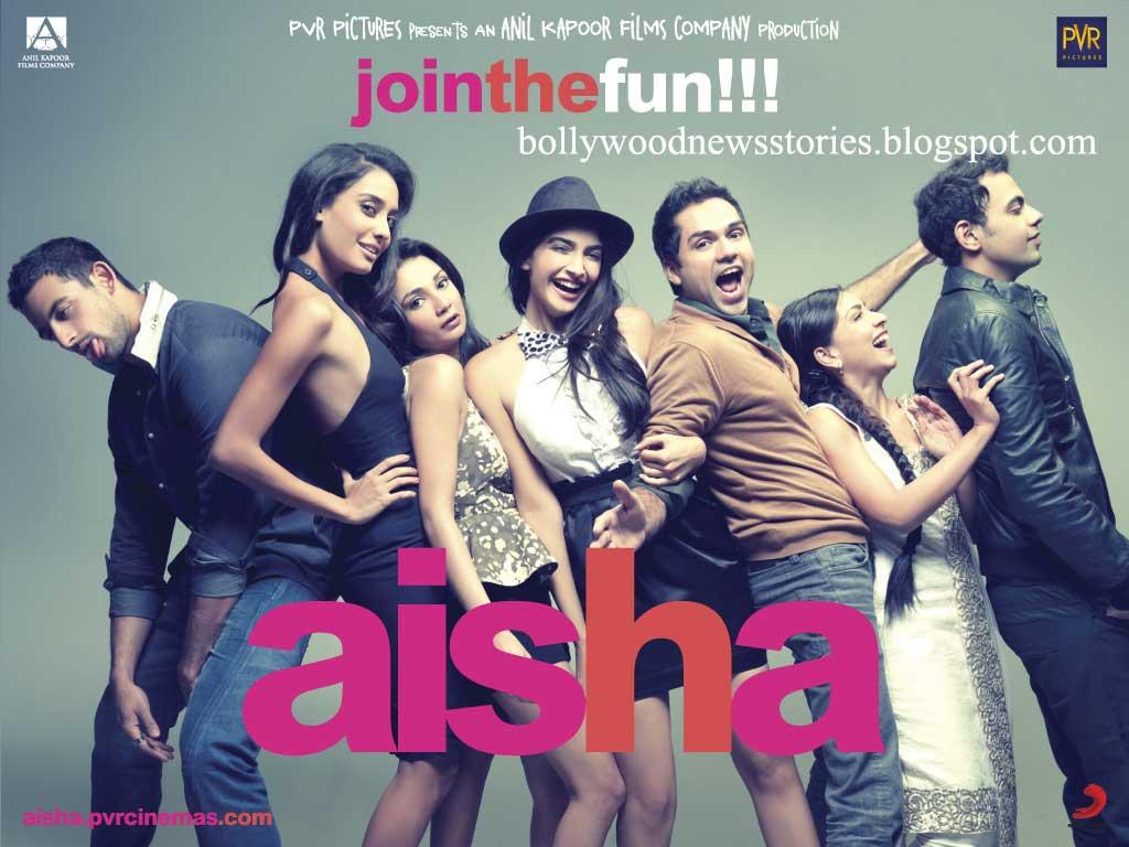 Latest News: Aisha Movie Posters/Wallpapers, Aisha Sonam ...