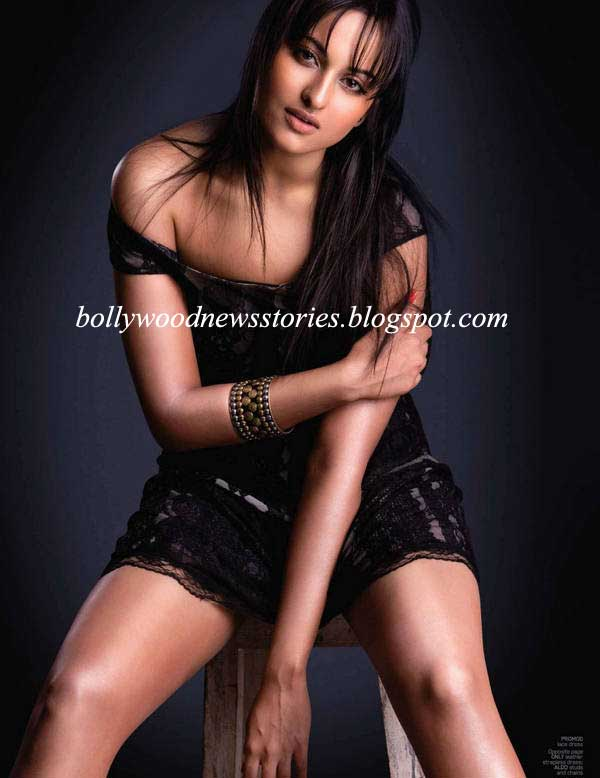 Latest News: Sonakshi Sinha Maxim Magazine Photoshoot December 2010 Scans