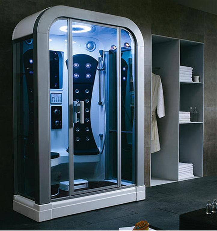 Bathroom Design: Futuristic Bathroom Ideas With Simple