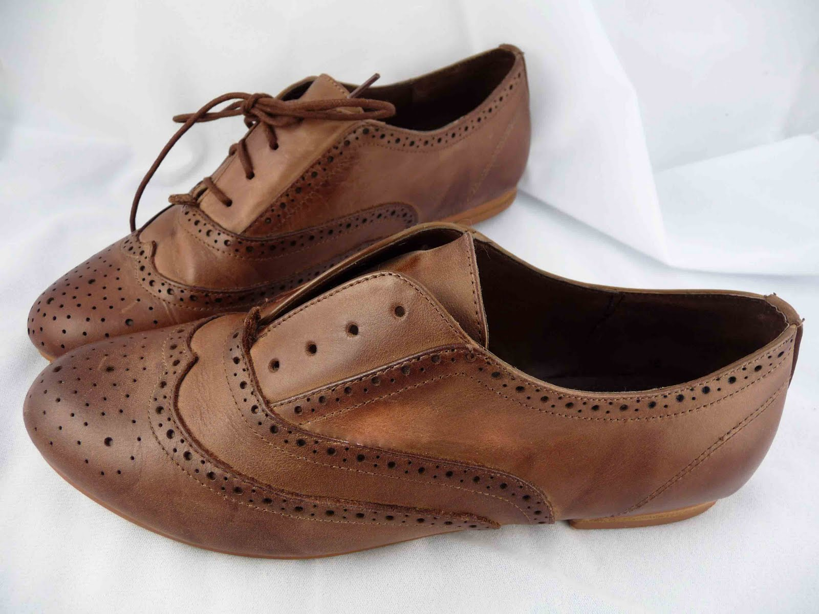 f5b04bb961e Should You Cringe When You Buy Steve Madden Brogues? – Privilege