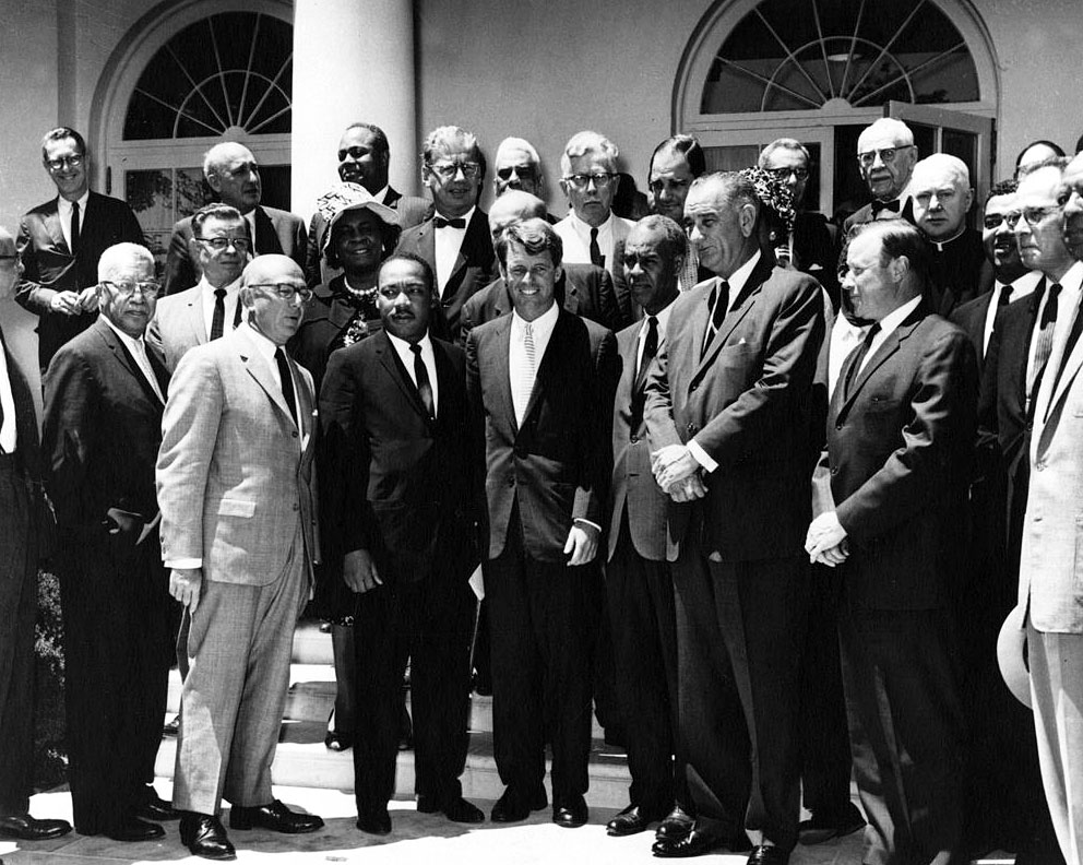 discuss jfk and the civil rights Jfk and the civil rights movement 6 / 8 back next back next  deputy director of the march on washington, discuss civil rights incidents in alabama during a news conference in new york.
