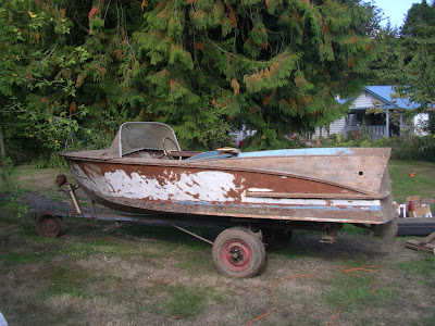 A Franchini Family Barn Find Story – A Classic Wooden Boat