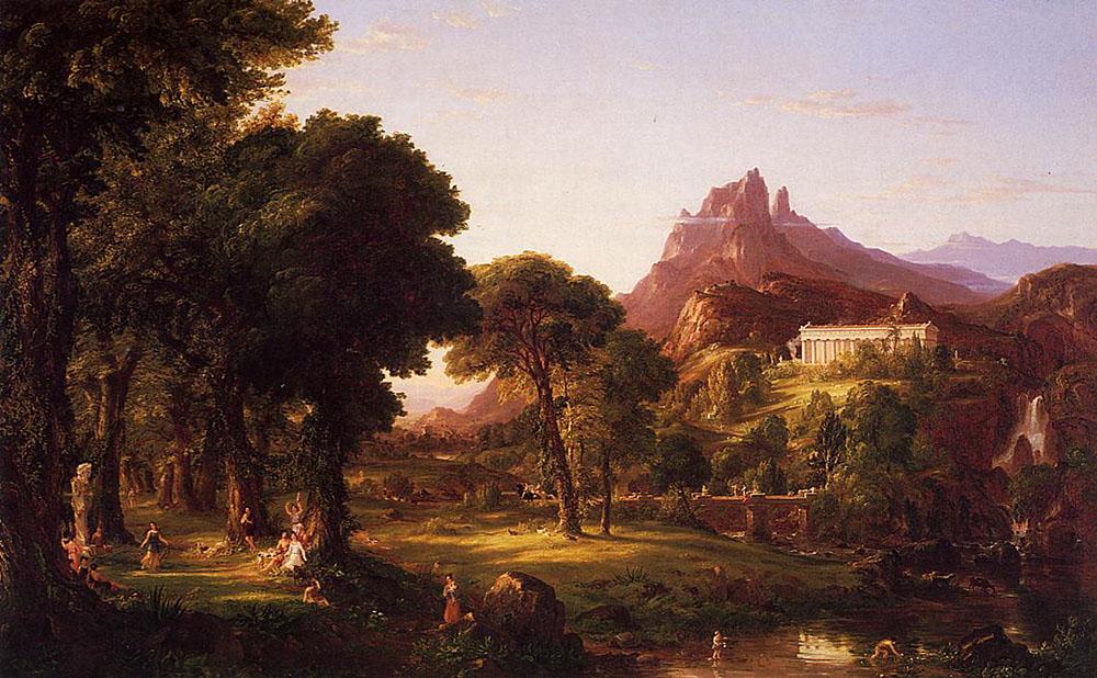 Garden of Eden and Utopia
