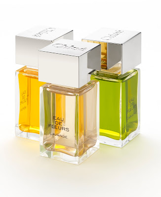 perfume shrine: chloé eau de fleurs the collection ~lavande