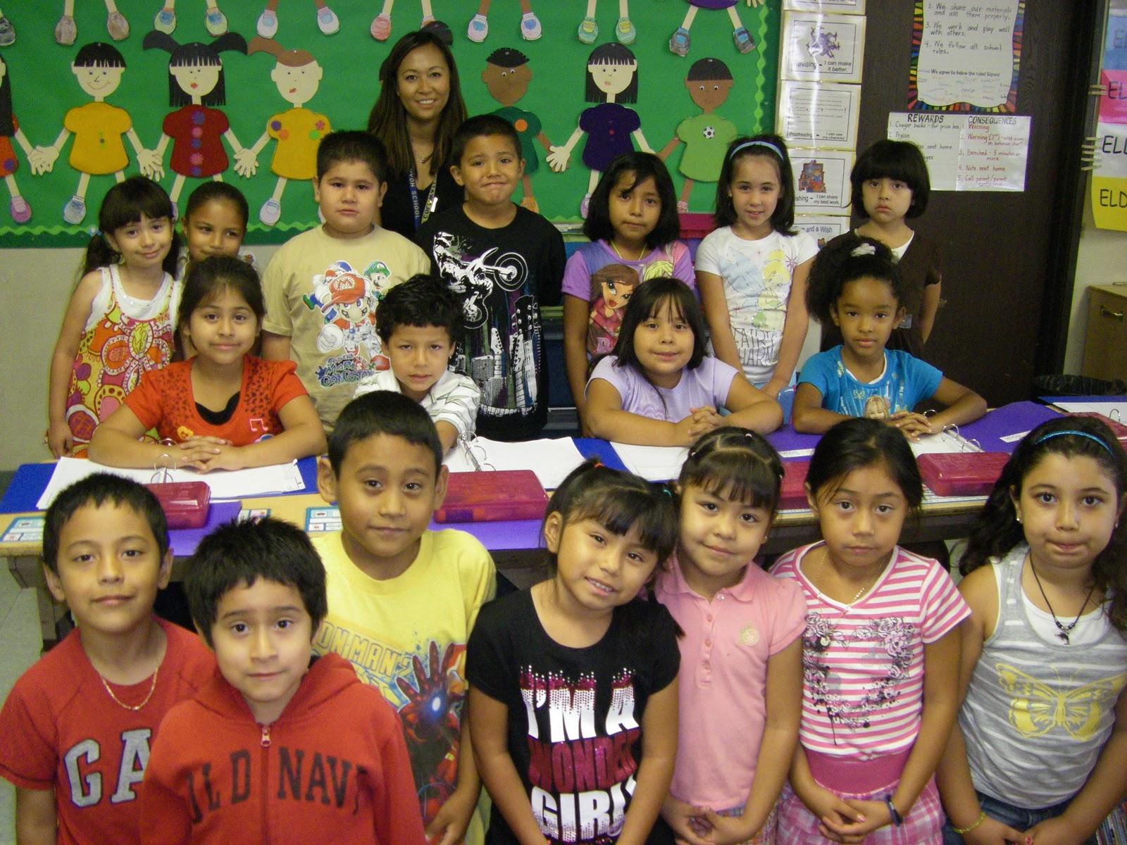 Kinder Garden: Coldwater Canyon Elementary School: Kindergarten/1st Grade