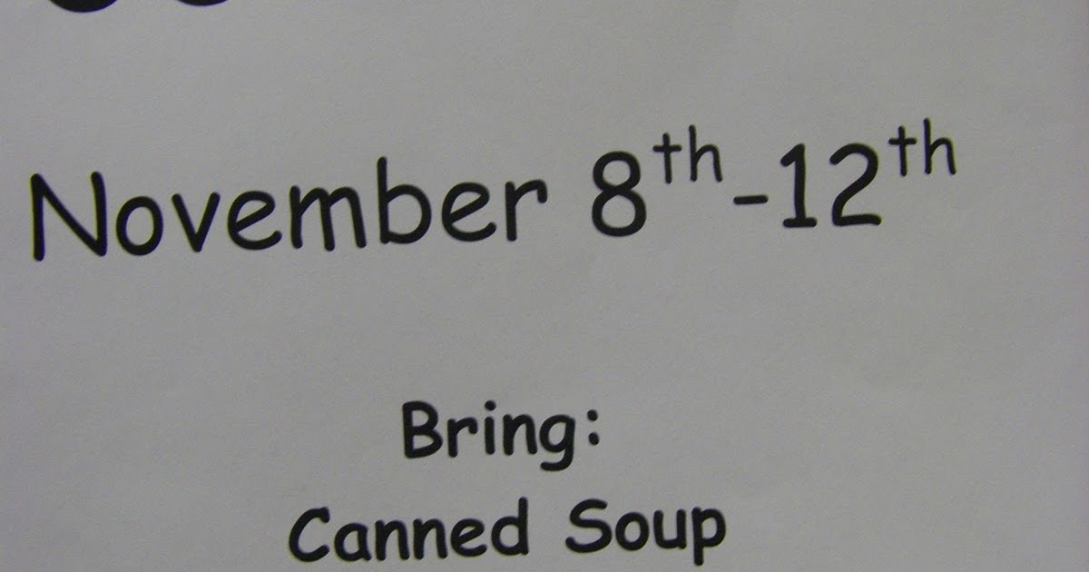 Coldwater Canyon Elementary School: 2010 Food Drive