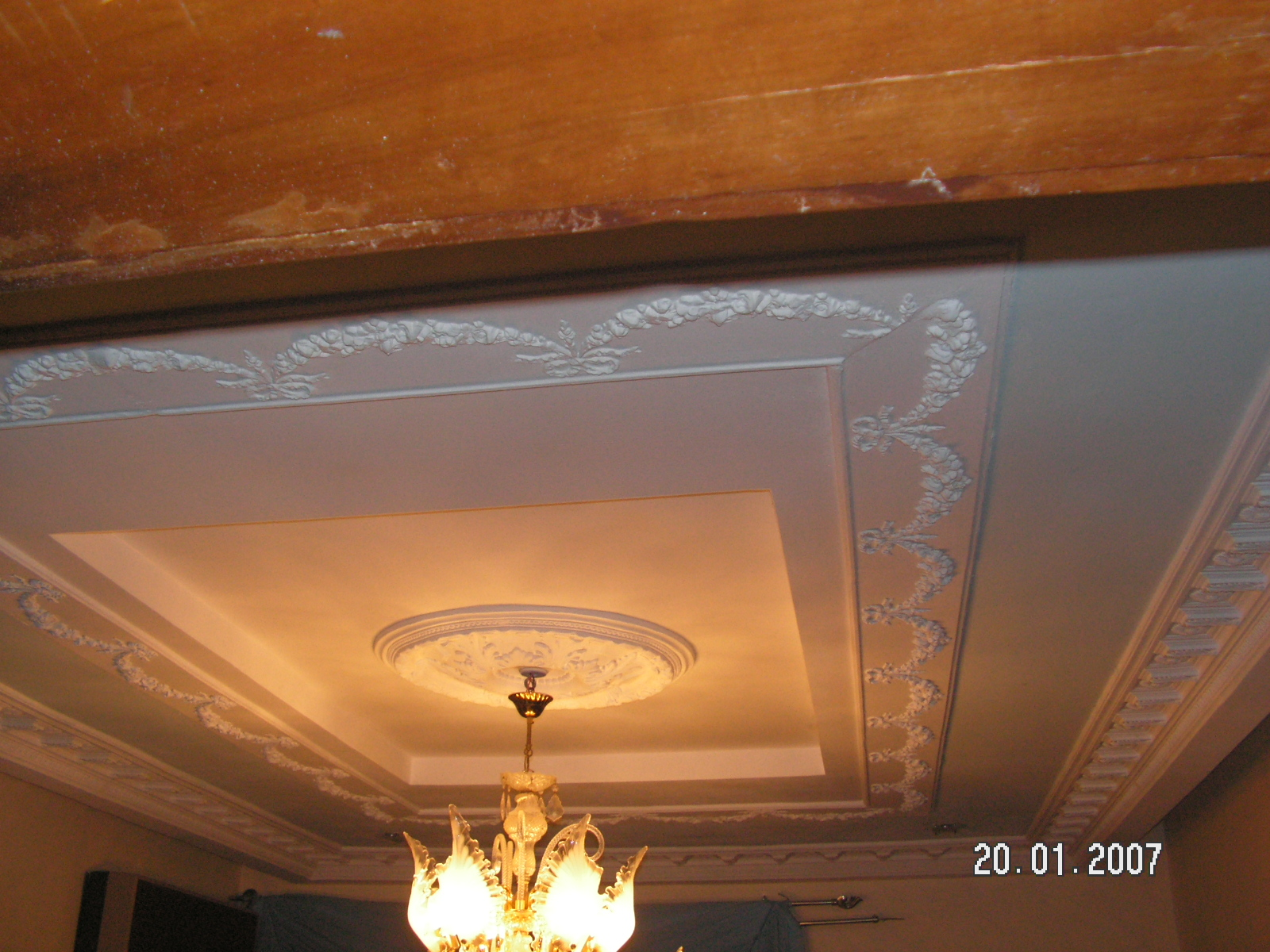 Plaster Of Paris Wall Designs: Plaster Roof & ... PTFE Architectural Membrane / Gypsum