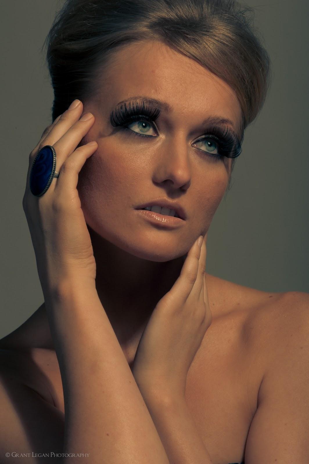 Grant Legan Photography: High Fashion Makeup